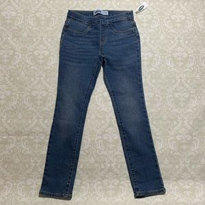 Old Navy skinny jeggings size 10-12 NWT